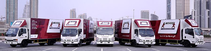 e-movers truck